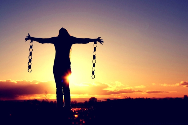 Adhimutta ve Haydutlar Aydınlanma